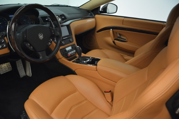 Used 2014 Maserati GranTurismo Sport for sale Sold at Alfa Romeo of Greenwich in Greenwich CT 06830 13