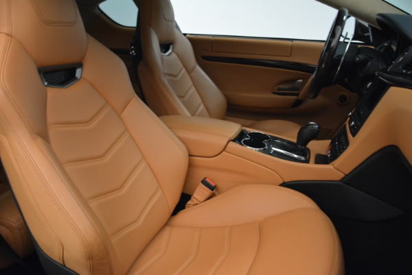 Used 2014 Maserati GranTurismo Sport for sale Sold at Alfa Romeo of Greenwich in Greenwich CT 06830 21