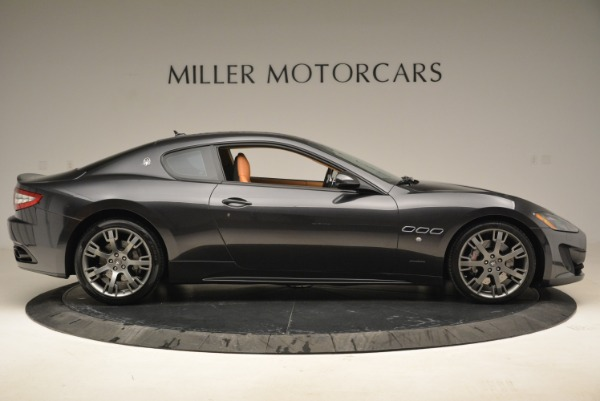 Used 2014 Maserati GranTurismo Sport for sale Sold at Alfa Romeo of Greenwich in Greenwich CT 06830 8
