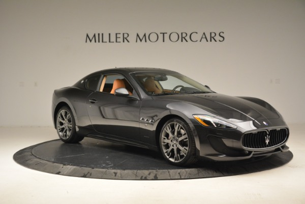 Used 2014 Maserati GranTurismo Sport for sale Sold at Alfa Romeo of Greenwich in Greenwich CT 06830 9