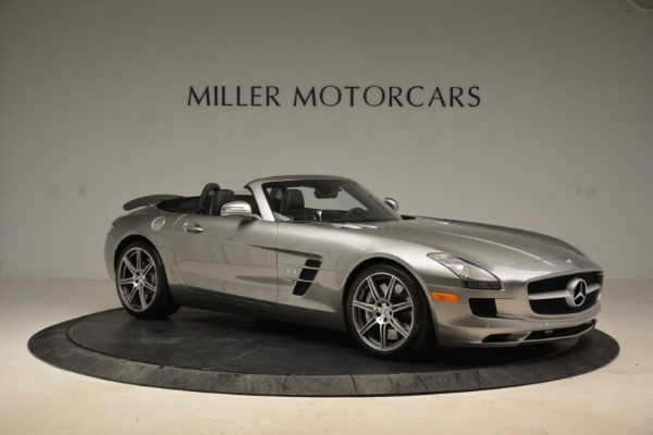 Used 2012 Mercedes-Benz SLS AMG for sale Sold at Alfa Romeo of Greenwich in Greenwich CT 06830 10