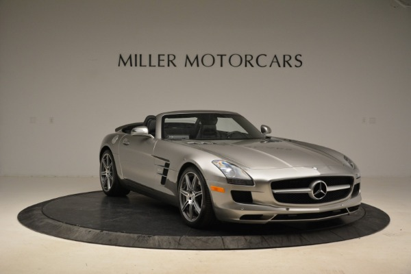 Used 2012 Mercedes-Benz SLS AMG for sale Sold at Alfa Romeo of Greenwich in Greenwich CT 06830 11