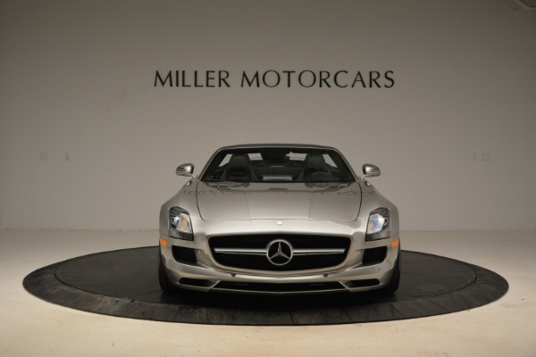 Used 2012 Mercedes-Benz SLS AMG for sale Sold at Alfa Romeo of Greenwich in Greenwich CT 06830 12