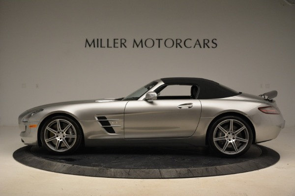 Used 2012 Mercedes-Benz SLS AMG for sale Sold at Alfa Romeo of Greenwich in Greenwich CT 06830 14