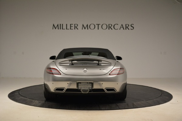 Used 2012 Mercedes-Benz SLS AMG for sale Sold at Alfa Romeo of Greenwich in Greenwich CT 06830 16