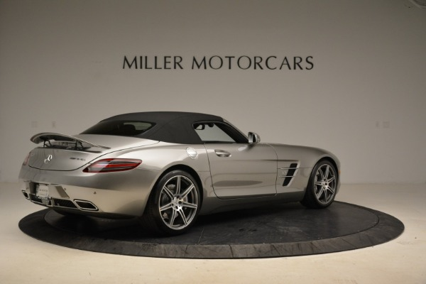 Used 2012 Mercedes-Benz SLS AMG for sale Sold at Alfa Romeo of Greenwich in Greenwich CT 06830 17