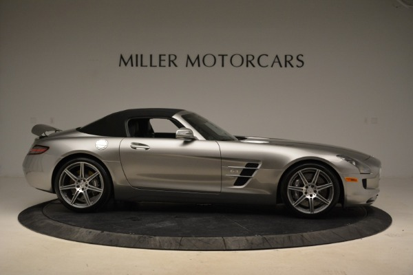 Used 2012 Mercedes-Benz SLS AMG for sale Sold at Alfa Romeo of Greenwich in Greenwich CT 06830 18