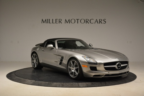 Used 2012 Mercedes-Benz SLS AMG for sale Sold at Alfa Romeo of Greenwich in Greenwich CT 06830 19