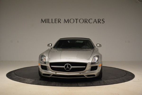 Used 2012 Mercedes-Benz SLS AMG for sale Sold at Alfa Romeo of Greenwich in Greenwich CT 06830 20
