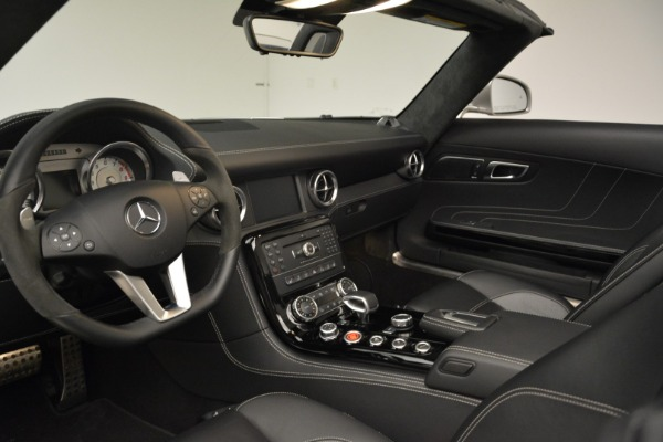 Used 2012 Mercedes-Benz SLS AMG for sale Sold at Alfa Romeo of Greenwich in Greenwich CT 06830 23