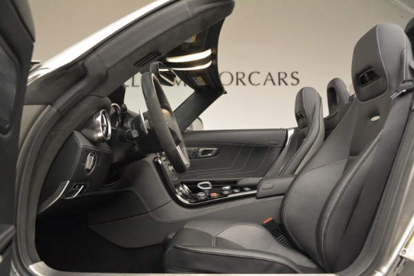 Used 2012 Mercedes-Benz SLS AMG for sale Sold at Alfa Romeo of Greenwich in Greenwich CT 06830 24