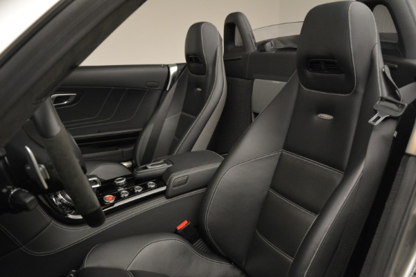 Used 2012 Mercedes-Benz SLS AMG for sale Sold at Alfa Romeo of Greenwich in Greenwich CT 06830 25
