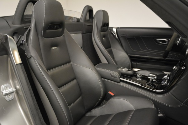 Used 2012 Mercedes-Benz SLS AMG for sale Sold at Alfa Romeo of Greenwich in Greenwich CT 06830 28