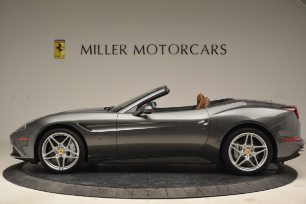 Used 2016 Ferrari California T for sale Sold at Alfa Romeo of Greenwich in Greenwich CT 06830 3