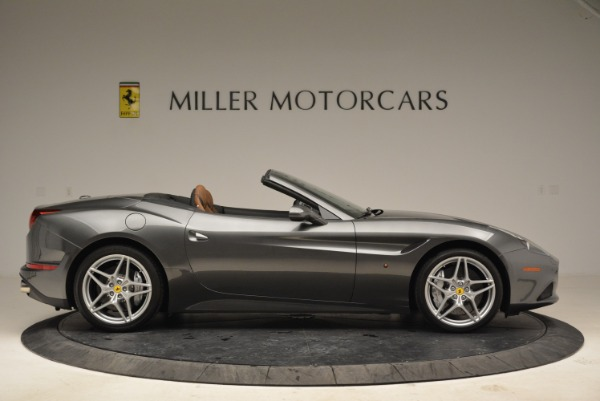 Used 2016 Ferrari California T for sale Sold at Alfa Romeo of Greenwich in Greenwich CT 06830 9