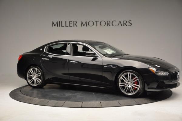 Used 2015 Maserati Ghibli S Q4 for sale Sold at Alfa Romeo of Greenwich in Greenwich CT 06830 10