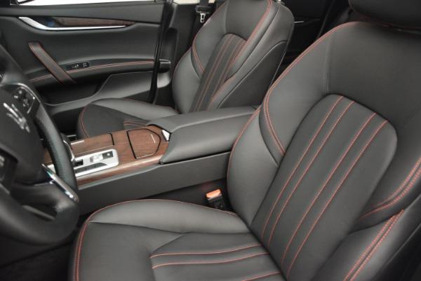 Used 2015 Maserati Ghibli S Q4 for sale Sold at Alfa Romeo of Greenwich in Greenwich CT 06830 14