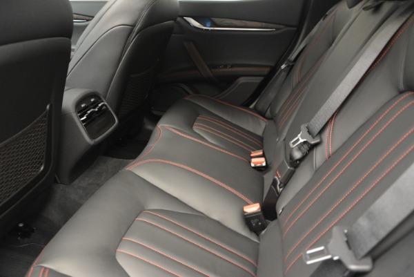 Used 2015 Maserati Ghibli S Q4 for sale Sold at Alfa Romeo of Greenwich in Greenwich CT 06830 16