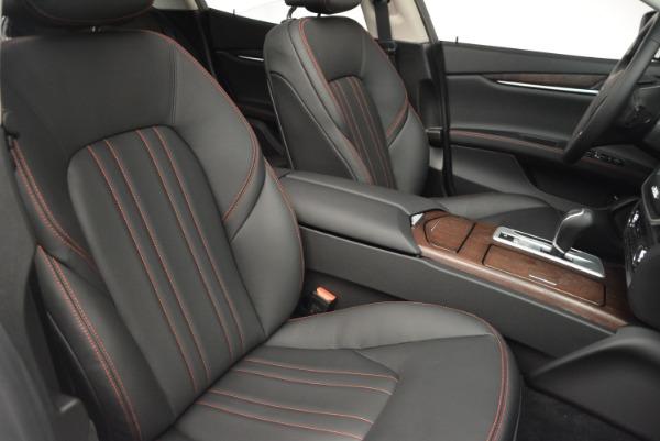 Used 2015 Maserati Ghibli S Q4 for sale Sold at Alfa Romeo of Greenwich in Greenwich CT 06830 19
