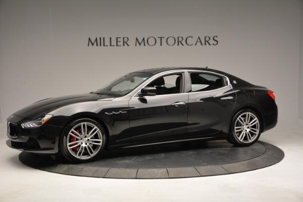 Used 2015 Maserati Ghibli S Q4 for sale Sold at Alfa Romeo of Greenwich in Greenwich CT 06830 2