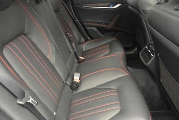 Used 2015 Maserati Ghibli S Q4 for sale Sold at Alfa Romeo of Greenwich in Greenwich CT 06830 21