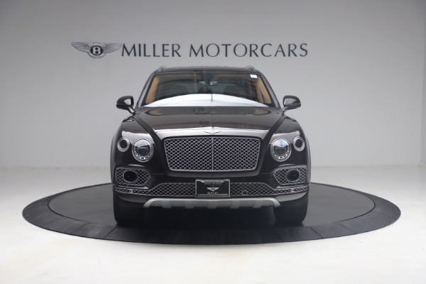 Used 2018 Bentley Bentayga W12 Signature for sale Call for price at Alfa Romeo of Greenwich in Greenwich CT 06830 12