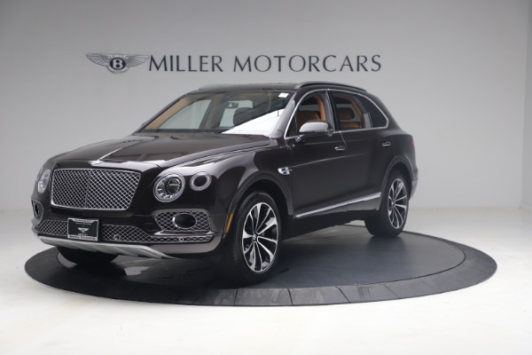 Used 2018 Bentley Bentayga W12 Signature for sale Call for price at Alfa Romeo of Greenwich in Greenwich CT 06830 2