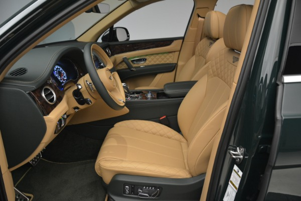 New 2018 Bentley Bentayga Signature for sale Sold at Alfa Romeo of Greenwich in Greenwich CT 06830 25
