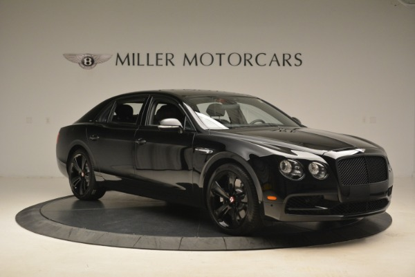 New 2018 Bentley Flying Spur V8 S Black Edition for sale Sold at Alfa Romeo of Greenwich in Greenwich CT 06830 10