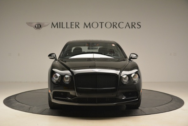 New 2018 Bentley Flying Spur V8 S Black Edition for sale Sold at Alfa Romeo of Greenwich in Greenwich CT 06830 12