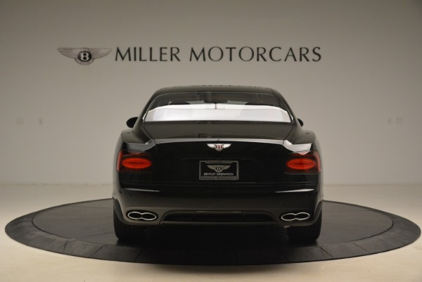 New 2018 Bentley Flying Spur V8 S Black Edition for sale Sold at Alfa Romeo of Greenwich in Greenwich CT 06830 6