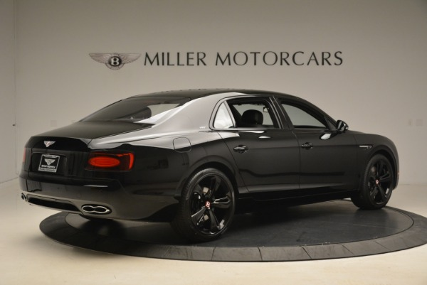 New 2018 Bentley Flying Spur V8 S Black Edition for sale Sold at Alfa Romeo of Greenwich in Greenwich CT 06830 8