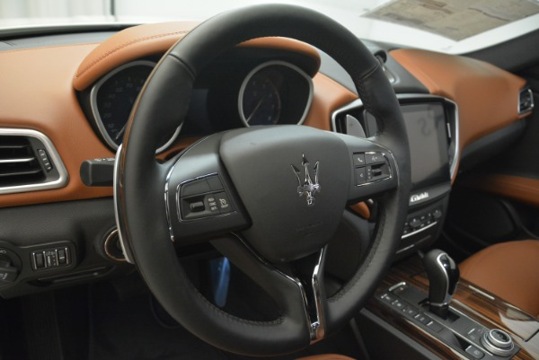 New 2018 Maserati Ghibli S Q4 for sale Sold at Alfa Romeo of Greenwich in Greenwich CT 06830 16
