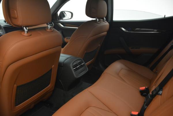 New 2018 Maserati Ghibli S Q4 for sale Sold at Alfa Romeo of Greenwich in Greenwich CT 06830 19