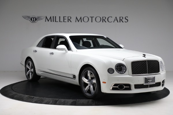 Used 2018 Bentley Mulsanne Speed for sale $229,900 at Alfa Romeo of Greenwich in Greenwich CT 06830 10