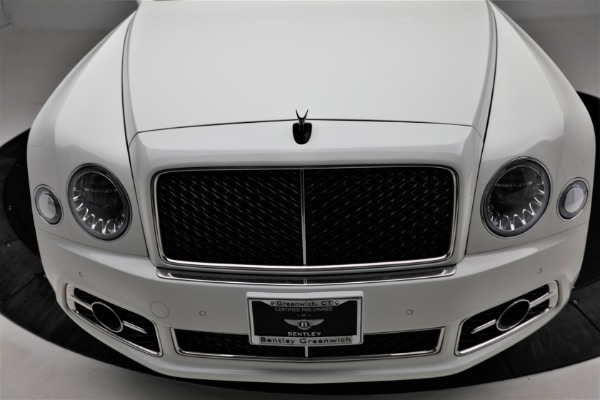 Used 2018 Bentley Mulsanne Speed for sale $229,900 at Alfa Romeo of Greenwich in Greenwich CT 06830 12