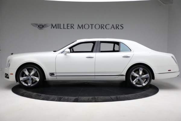 Used 2018 Bentley Mulsanne Speed for sale $229,900 at Alfa Romeo of Greenwich in Greenwich CT 06830 2