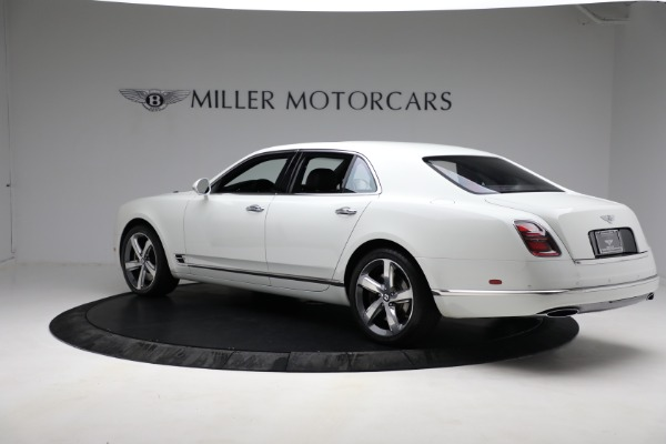 Used 2018 Bentley Mulsanne Speed for sale $229,900 at Alfa Romeo of Greenwich in Greenwich CT 06830 3