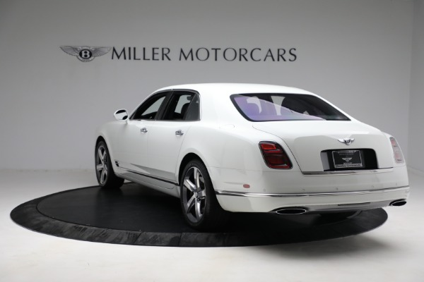 Used 2018 Bentley Mulsanne Speed for sale $229,900 at Alfa Romeo of Greenwich in Greenwich CT 06830 4