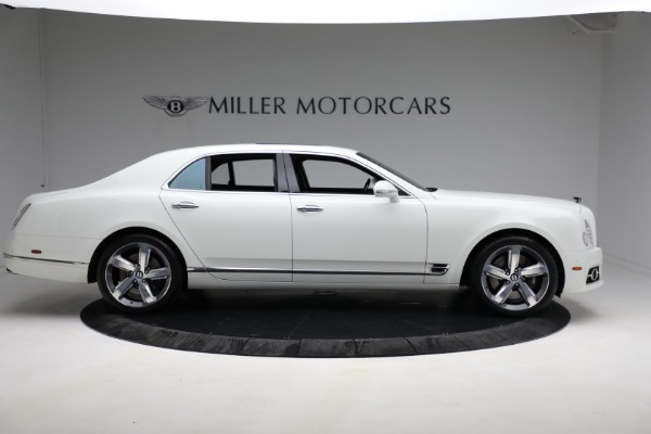 Used 2018 Bentley Mulsanne Speed for sale $229,900 at Alfa Romeo of Greenwich in Greenwich CT 06830 8