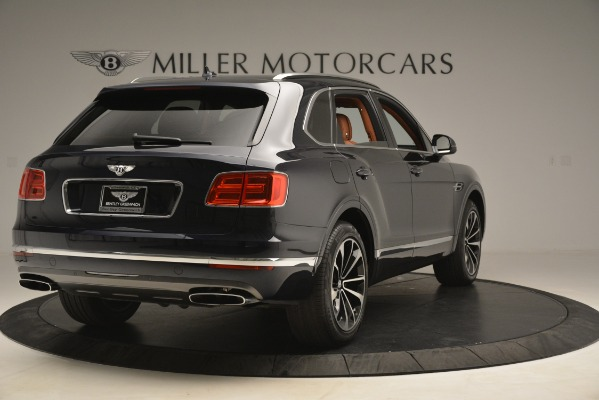 Used 2018 Bentley Bentayga Signature for sale Sold at Alfa Romeo of Greenwich in Greenwich CT 06830 8