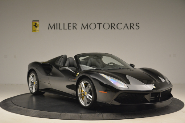 Used 2016 Ferrari 488 Spider for sale Sold at Alfa Romeo of Greenwich in Greenwich CT 06830 11