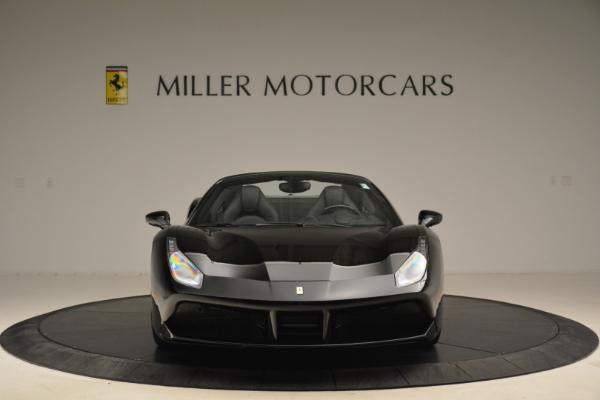 Used 2016 Ferrari 488 Spider for sale Sold at Alfa Romeo of Greenwich in Greenwich CT 06830 12