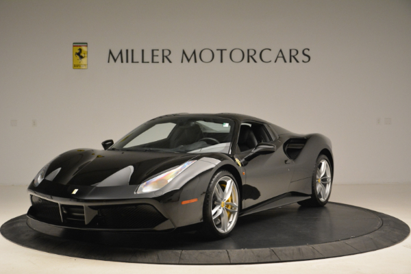 Used 2016 Ferrari 488 Spider for sale Sold at Alfa Romeo of Greenwich in Greenwich CT 06830 13