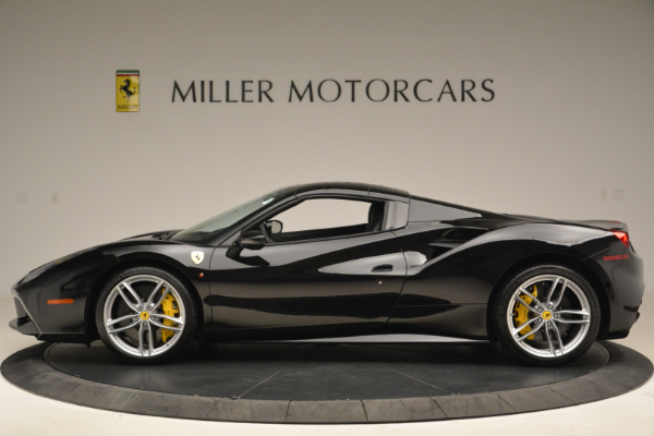 Used 2016 Ferrari 488 Spider for sale Sold at Alfa Romeo of Greenwich in Greenwich CT 06830 15