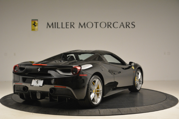 Used 2016 Ferrari 488 Spider for sale Sold at Alfa Romeo of Greenwich in Greenwich CT 06830 19