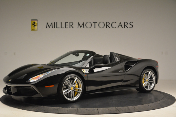 Used 2016 Ferrari 488 Spider for sale Sold at Alfa Romeo of Greenwich in Greenwich CT 06830 2