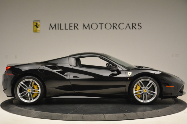Used 2016 Ferrari 488 Spider for sale Sold at Alfa Romeo of Greenwich in Greenwich CT 06830 21
