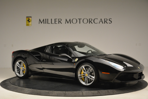 Used 2016 Ferrari 488 Spider for sale Sold at Alfa Romeo of Greenwich in Greenwich CT 06830 22