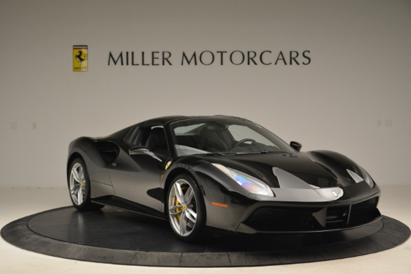 Used 2016 Ferrari 488 Spider for sale Sold at Alfa Romeo of Greenwich in Greenwich CT 06830 23